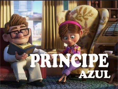 Up carl ellie historia de amor principe azul - Fotos pelicula up ...