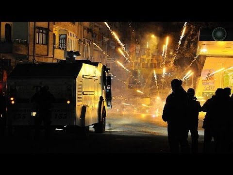 More clashes in Turkey as teenager's death sparks violence