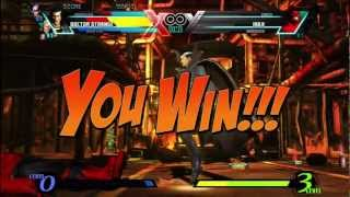 download lagu Ult. Marvel Vs Capcom 3 - Arcade - Iron gratis