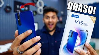 VIVO V15 PRO UNBOXING - Crazy Phone! Crazy Features!