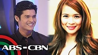 video Kapamilya actor JC De Vera admits that he and actress LJ Reyes are 'dating' for a couple of months now. Both admit that they are enjoying each other's compan...