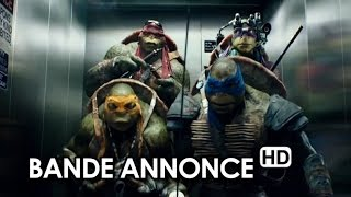 Les Tortues Ninja Bande (2014) Nouvelle Bande-annonce Officielle En VF
