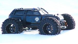 RC ADVENTURES - TRAXXAS SUMMiT - Fugitive Recovery Vehicle 4x4 - Apocalypse Truck