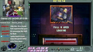 download lagu Blast Chamber  Segata Mission 14/271  Beating Saturn gratis