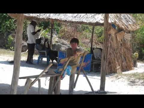 Australia0811 Travels - Journey Through Africa - Kipepeo Beach Village, Tanzania - An Insight