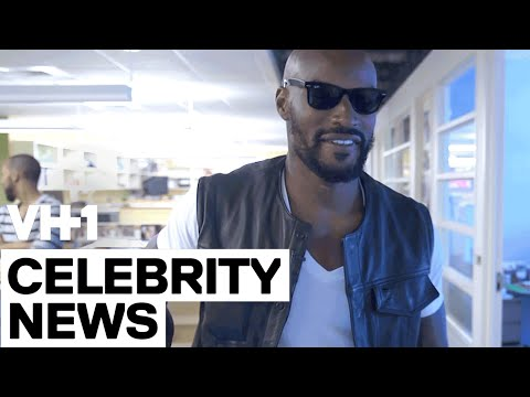 Tyson Beckford Surprises Super Fan + VH1