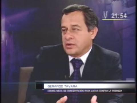 ENTREVISTA A GERARDO TAVARA