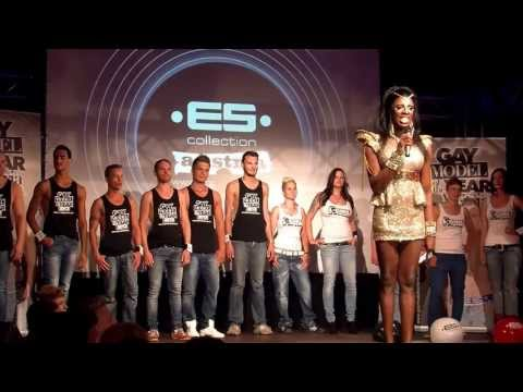 Gay Model of the Year Austria 2013 und L-Girl 2013 Otten Gravour Hohenems