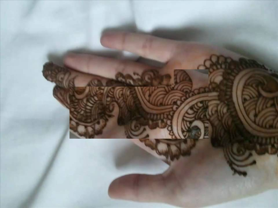Henna Full Arm Designs Full Arm Henna Design