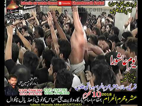 Zakir Syed Murtaza Aashiq Lotiyan wala...Shahadat Imam Hussain a.s