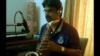 pani vizhum iravu on Alto sax by Nag Iyer
