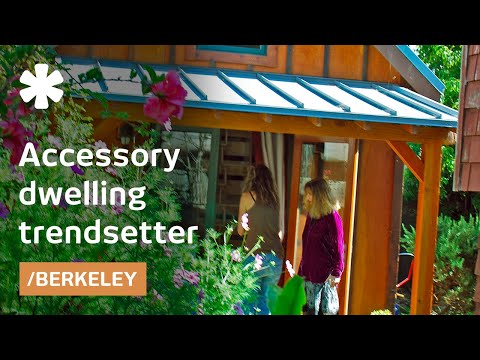 Berkeley's backyard tiny house adds income & affordable housing