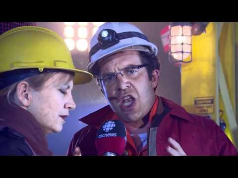 Rick Mercer: Daring Rescue