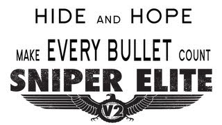 Sniper Elite V2 - Sniper Elite V2_ Hide and Hope & Make Every Bullet Count EASY
