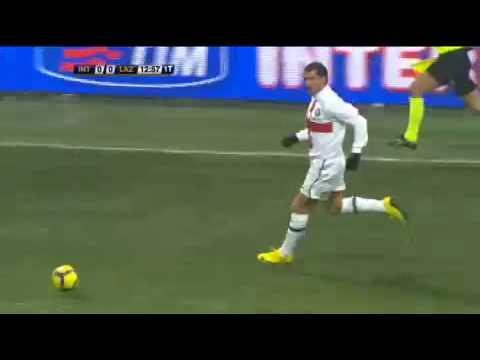 Inter-Lazio=1-0 (Serie A - 17a Giornata - Goals-Sintesi-Highlights) SKY HD