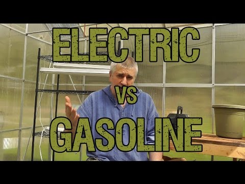 Electric & Solar vs Gas Engines For Independence