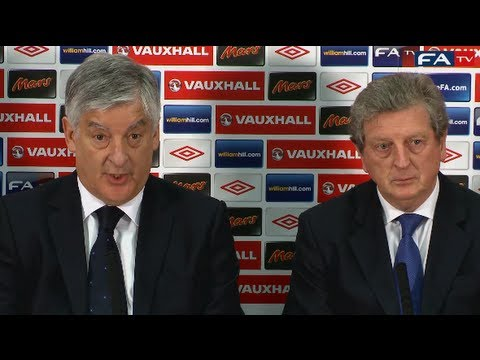 Roy Hodgson Hired to Coach England in 4 Year Deal | FATV