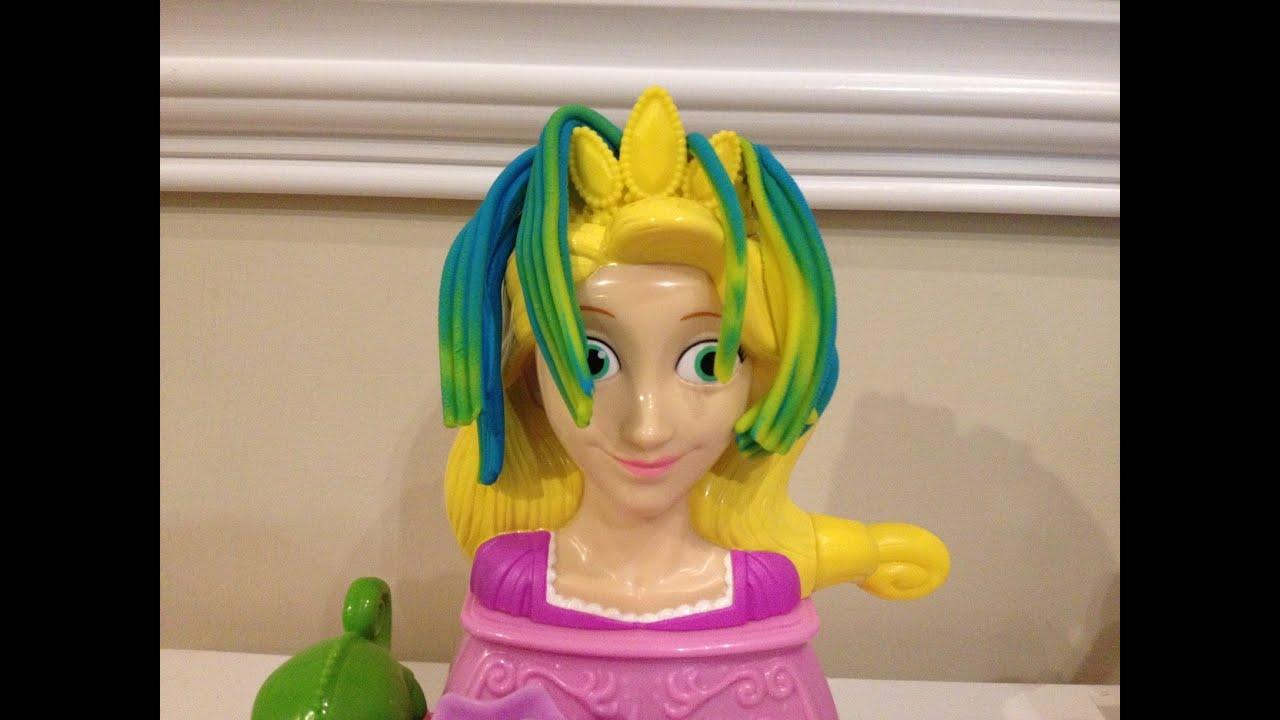 Disney Princess Play Doh Castle Princess Play-doh Rapunzel