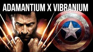 ADAMANTIUM X VIBRANIUM | Ei Nerd