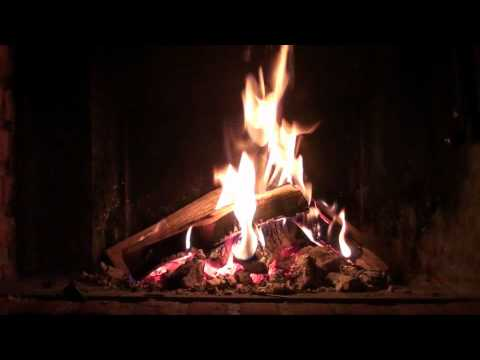 Sleep Easy Fireplace - (Full HD 1080p with perfect crackling sound for insomnia and stress)