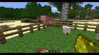Minecraft: Mods - Ep 14 - Baby Animals