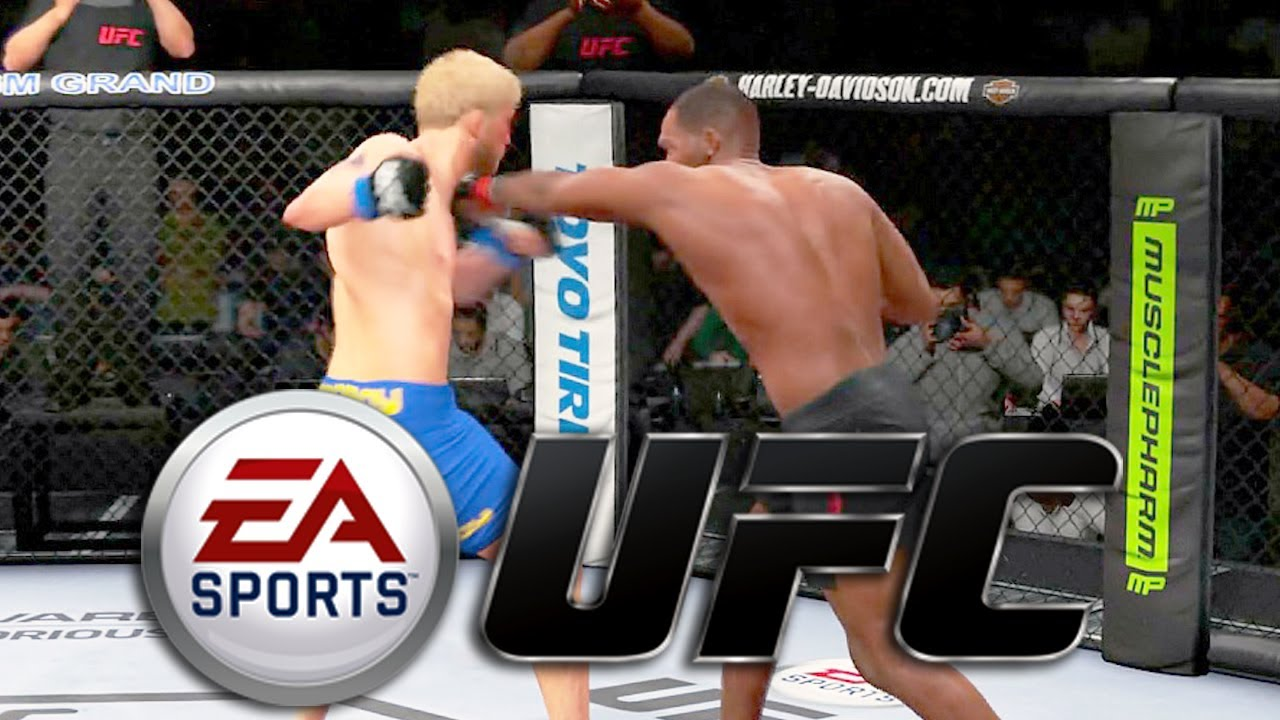 Amazoncom EA SPORTS UFC 3  PlayStation 4 Electronic