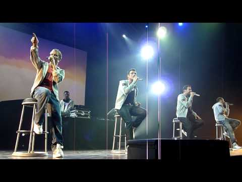 Backstreet Boys -  Show me the Meaning of Being Lonely Live in Perth HD