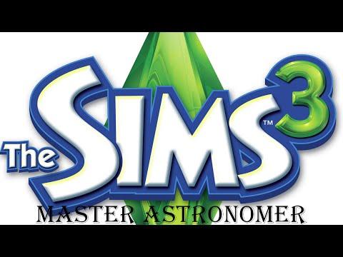 [Sims 3] Achievement: Master Astronomer
