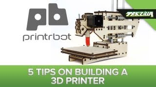 5 Tips For Building A 3D Printer