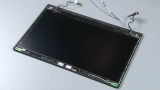 37 Lenovo T470 T460s Melepas LCD