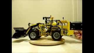 Lego Technic 42030 Replica by dokludi