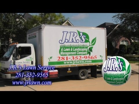 J.R.'s Lawn Service in Alvin, Pearland, Manvel, Rosharon, Friendswood and parts of League City, TX