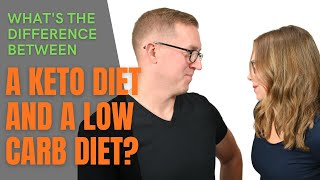 KETO TIPS | Difference Between A Keto Diet And A Low Carb Diet ????