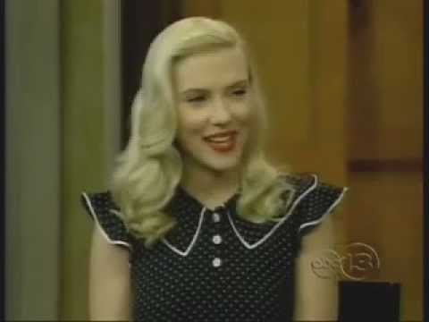 Scarlett Johansson - Live with Regis And Kelly (2008)