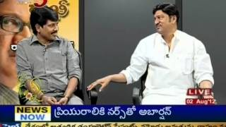 Onamalu - Rakhi Special Program Chit Chatwith Rajendraprasad onamalu Moive Team (TV5) - Part -11