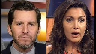 The Will Cain vs Molly Qerim as First Take moderator debate heats up.