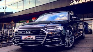 2019 Audi A8 50 TDI Review Interior Exterior