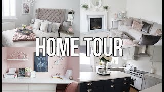 FULL HOME TOUR 2018 | 1 YEAR AFTER STARTING OUR RENOVATIONS FAMILY HOME TOUR