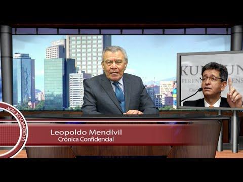 Leopoldo Mendívil (La influenza y el Tamiflu)