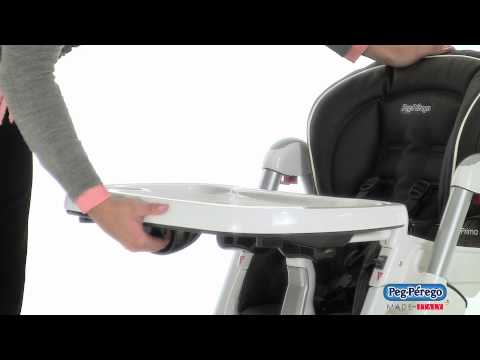2011 High Chair - Peg Perego Prima Pappa Best - Official Video