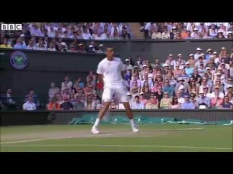 Rafael Nadal Owned By Nick Kyrgios