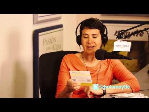 Claves para superar El Desamor - Maytte en la Radio
