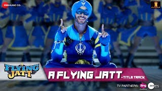 Download A Flying Jatt - Title Track | Tiger Shroff & Jacqueline Fernandez | Sachin Jigar | Mansheel| Raftaar 3Gp Mp4