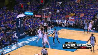 Memphis Grizzlies vs Oklahoma City Thunder Game 7   May 3, 2014   NBA Playoffs 2014