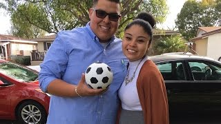 SOCCER GENDER REVEAL PARTY