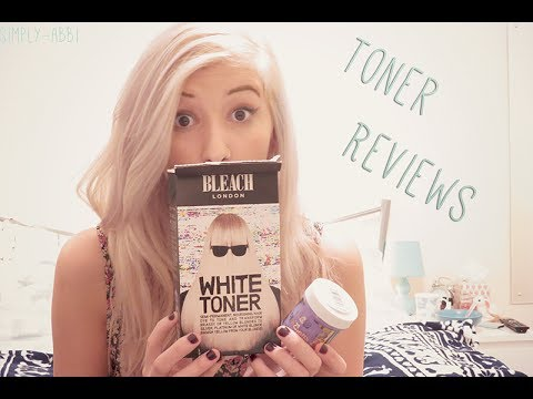 Bleach London, Directions, Fudge Toner Reviews || SimplyAbbi