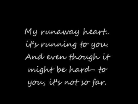 Runaway Heart Lyrics- One three hill-Glenna