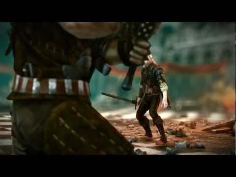 The Witcher 2 Assassins of Kings Official Kingslayer Trailer
