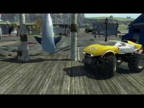 Carmageddon: Reincarnation Gameplay Trailer