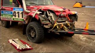 ORLEN Team  Dakar 2015: Stage 7